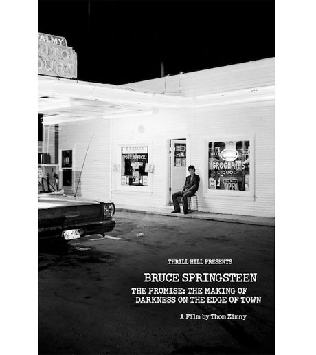 bruce springsteen the promise album cover. Bruce Springsteen#39;s Making of