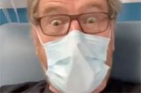 Bryan Cranston Reveals He Was Diagnosed with COVID-19 So 'Keep Wearing the Damn Mask'
