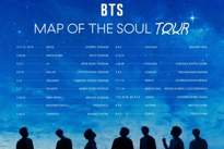 "BTS Announce ""Map of the Soul"" Tour, Including Toronto Stop"