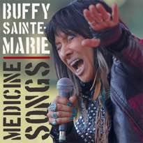 Buffy Sainte-Marie Announces 'Medicine Songs' LP