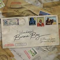 "Burna Boy Drops New Single ""Wonderful"""