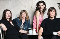 Baroness Von Sketch Show JFL42, Toronto ON, September 22