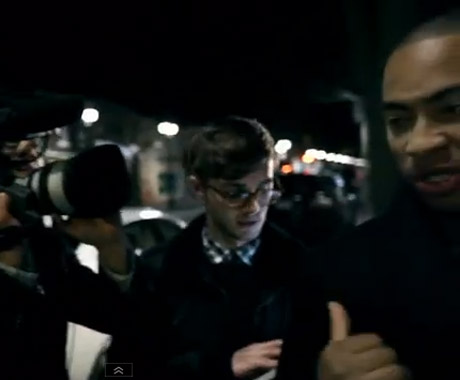 "Cadence Weapon""Hype Man"" (video)"