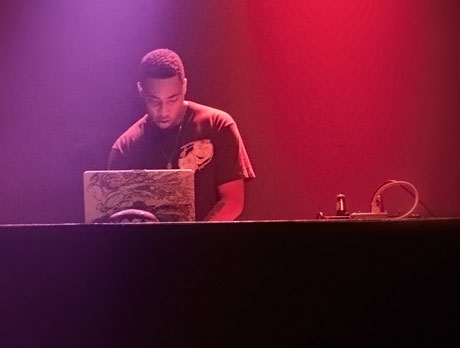 Cadence Weapon - Club Soda, Montreal, QC, September 21