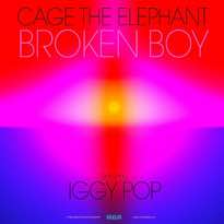 """Cage the Elephant Get Iggy Pop for New Version of """"Broken Boy"""""""