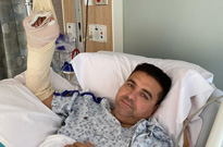 The Cake Boss Impaled His Hand in a Bowling Accident