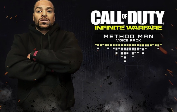 Method Man Can Coax You Through Multiplayer in New 'Call of Duty' Voice Pack