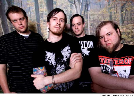 Cancer Bats Can't Hardly Wait