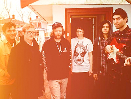Capitol 6 Announce Canadian Tour with Twin River