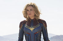 'Captain Marvel' Is a Good Old-Fashioned Origin Story With a Nostalgic '90s Twist Directed by Anna Boden and Ryan Fleck