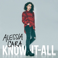 Alessia CaraKnow-It-All