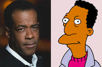 Alex Désert Will Replace Hank Azaria as the Voice of Carl Carlson on 'The Simpsons'