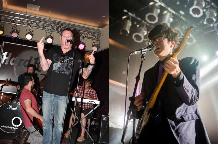Smash Mouth Have Finally Covered Car Seat Headrest