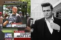 Johnny Cash's Children Denounce Neo-Nazi Wearing Johnny Cash T-shirt at Charlottesville