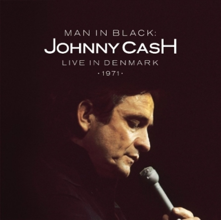 Johnny Cash Treated to Reissues of Rare '70s Concert