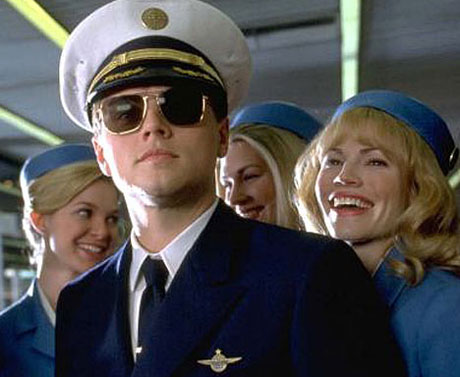 Catch Me If You Can - Directed by Steven Spielberg