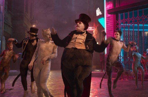 'Cats' Is a Reminder That Modern Life Is Hell Directed by Tom Hooper