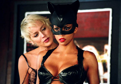 catwoman halle berry poster. Former Catwoman Halle Berry