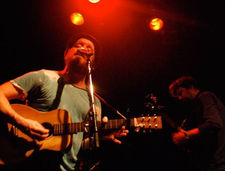 The Cave Singers / Poor Moon - Sugar Nightclub, Victoria, BC, December 9
