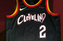 The Cleveland Cavaliers' New Uniform Honours Rock Hall Inductees
