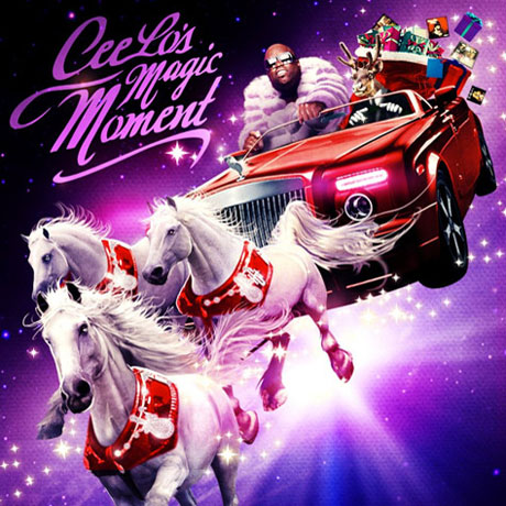 Cee Lo Green Celebrates a 'Magic Moment' on New Christmas Album