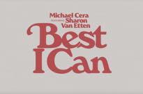 Michael Cera and Sharon Van Etten Team Up for