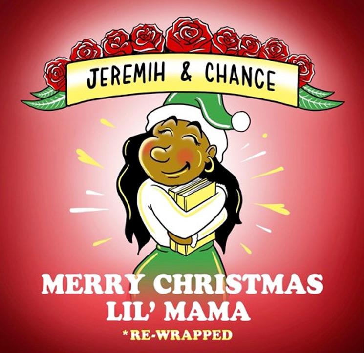 merry christmas lil mama i'm your santa