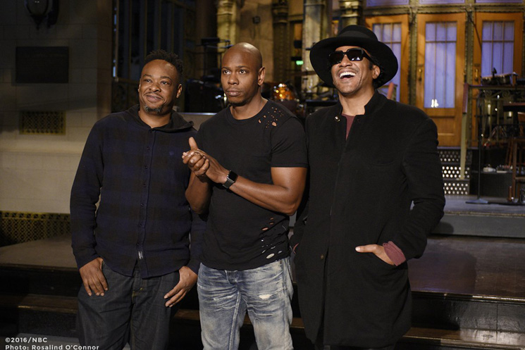 Saturday Night Live: Dave Chappelle & A Tribe Called QuestNovember 12, 2016
