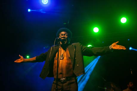 Charles Bradley and His ExtraordinairesJames St. North, Hamilton ON, September 14