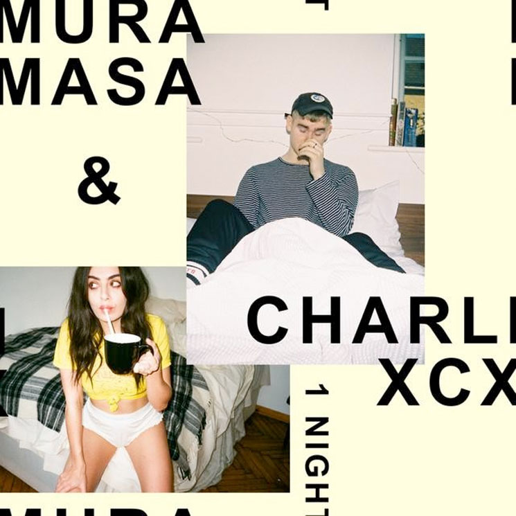 "Mura Masa & Charli XCX""1 Night"""