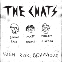 The Chats Ready Debut Album 'High Risk Behaviour'