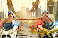Dax Shepard and Michael Peña Make Lots of Dick Jokes in the Trailer for 'CHiPs'
