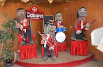 You Can Finally Own One of Chuck E. Cheese's Terrifying Animatronic Rock Bands