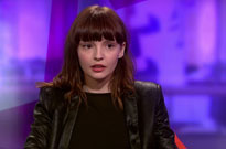 Chvrches' Lauren Mayberry Speaks Out Against Online Misogyny in TV Interview