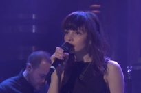 "Chvrches""Leave a Trace"" (live on 'Fallon')"