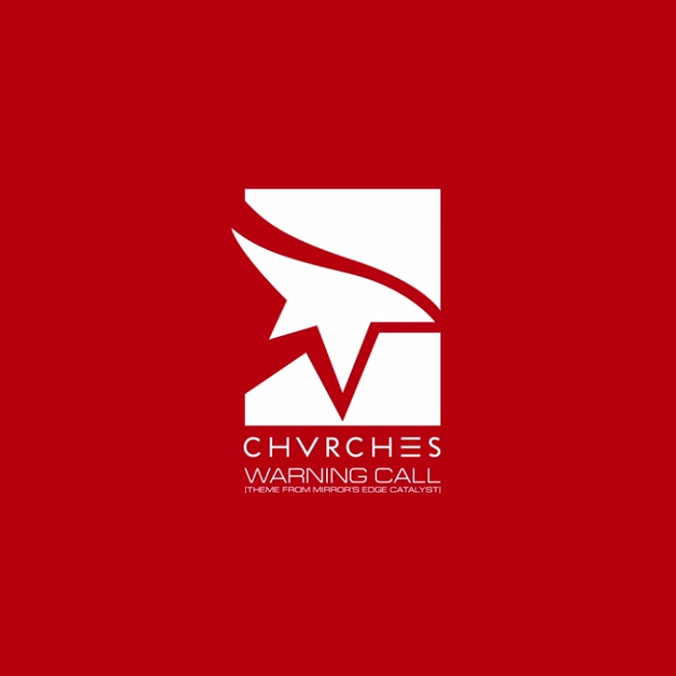 "Chvrches""Warning Call"""