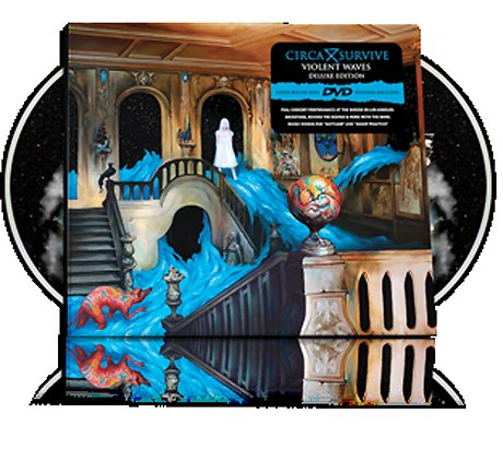 Circa Survive Sign to Sumerian Records, Announce \'Violent Waves\' Deluxe Edition