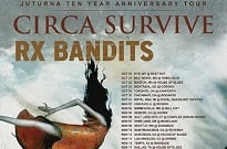 Circa Survive Announce 10th Anniversary Tour Behind 'Juturna'