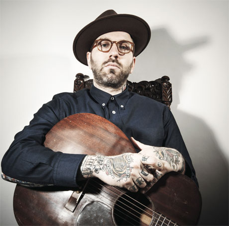 City and Colour's Dallas Green