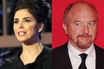 Sarah Silverman Says Louis C.K. Masturbated in Front of Her