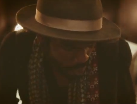"Gary Clark Jr.""Ain't  Messin' Round"" (video)"