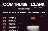 Clark and Com Truise Team Up for North American Tour