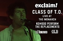Watch Komodo Cover the Replacements at Toronto's Monarch Tavern