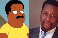 'The Wire' Star Wendell Pierce Offers to Voice 'Family Guy' Character Cleveland Brown