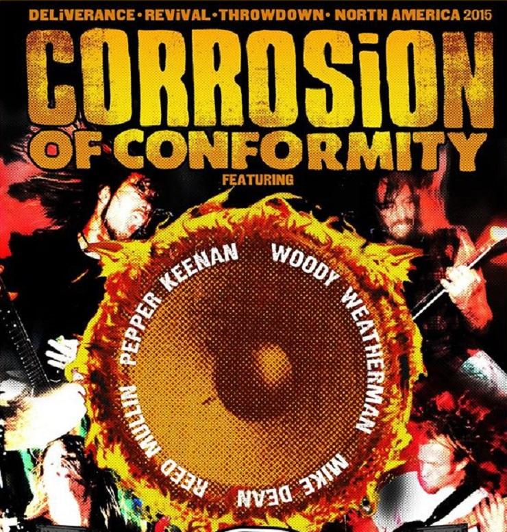 Corrosion Of Conformity Take Saviours Brant Bjork On
