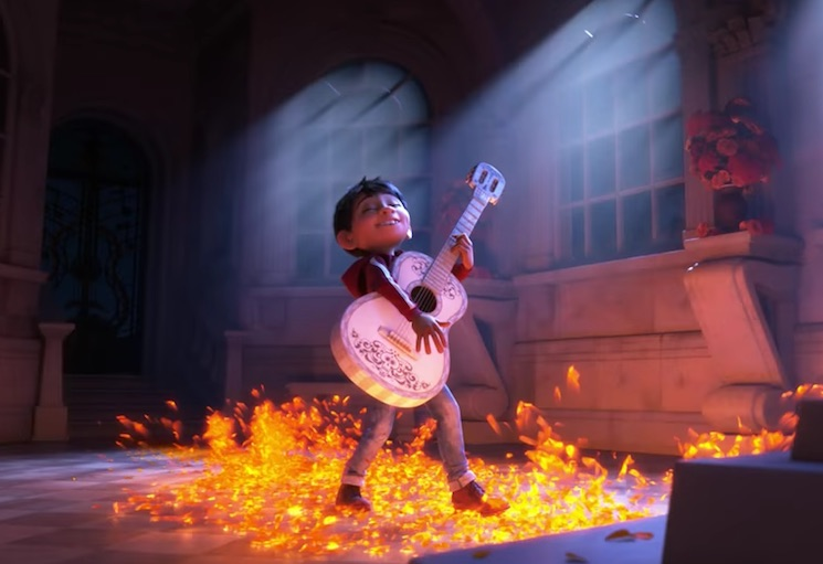 Here's the First Trailer for Disney Pixar's 'Coco'