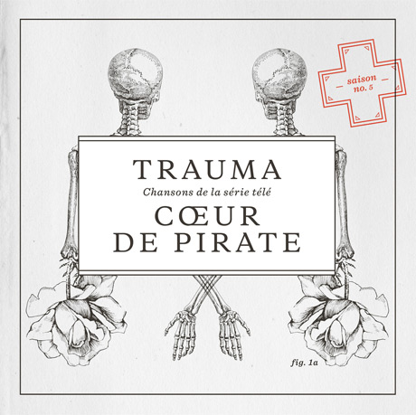 Coeur de Pirate Covers the Rolling Stones, Amy Winehouse, Bon Iver for New 'Trauma' Soundtrack
