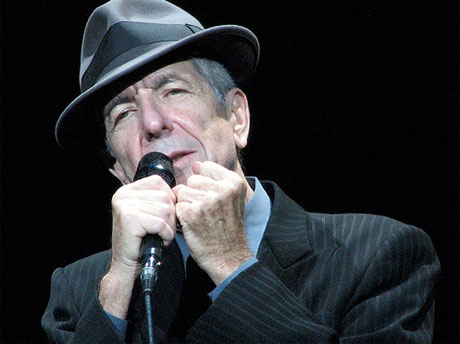 Leonard Cohen - Air Canada Centre, Toronto, ON, December 4