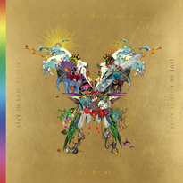 Coldplay Ready New Live Album and Concert Film