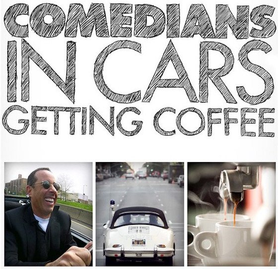 Jerry Seinfeld Responds To Comedians In Cars Getting Coffee Lawsuit